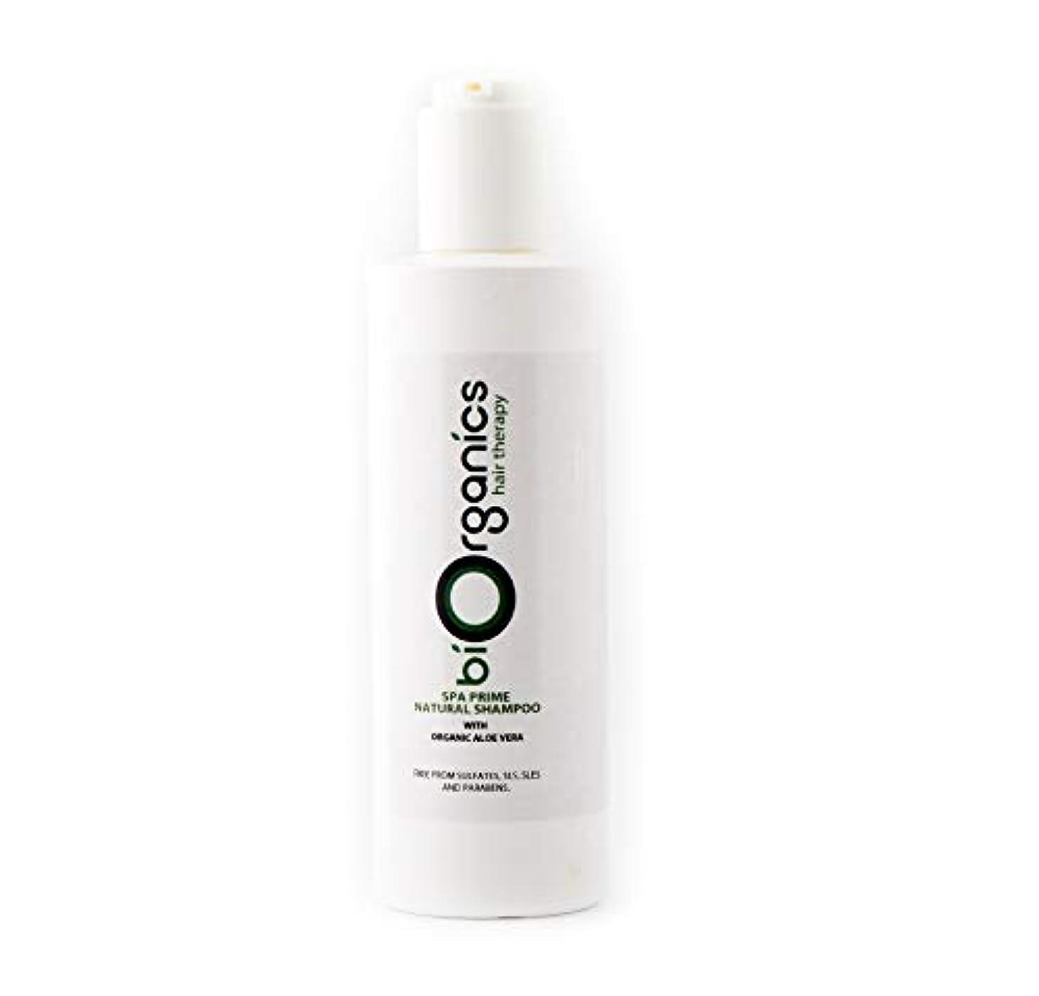 あさり競争勃起Biorganics Natural Shampoo - 250g