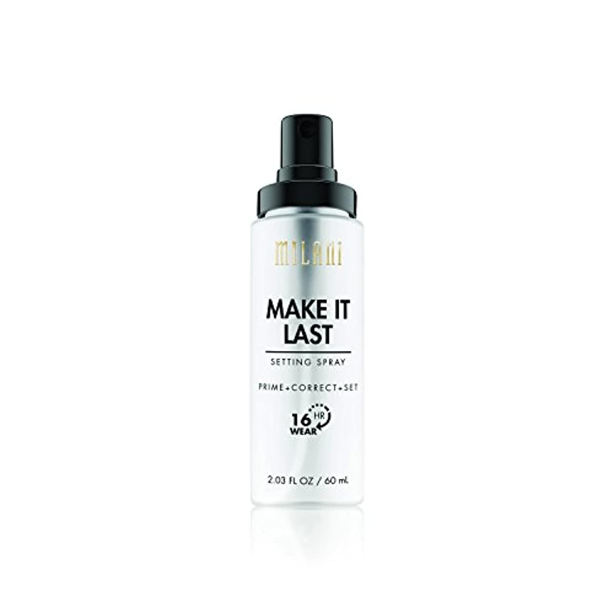 路面電車感動するファンMILANI Make It Last Setting Spray - Prime + Correct + Set (並行輸入品)