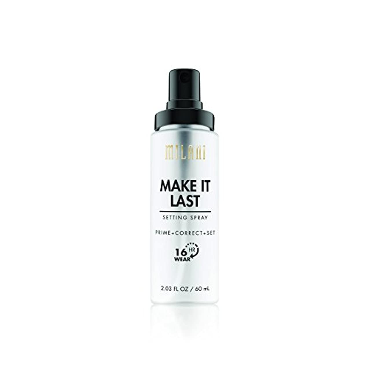 膿瘍哲学博士少数MILANI Make It Last Setting Spray - Prime + Correct + Set (並行輸入品)