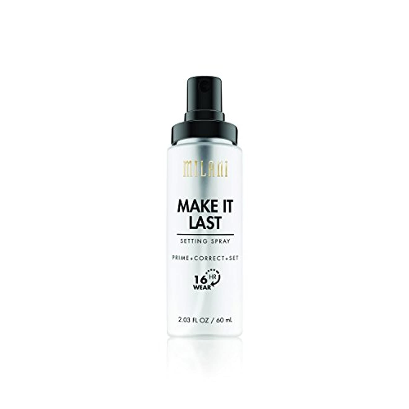 弾薬今わざわざMILANI Make It Last Setting Spray - Prime + Correct + Set (並行輸入品)