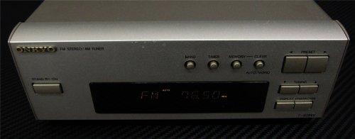 ONKYO オンキョー INTEC205 T-405W AM/FMチューナー