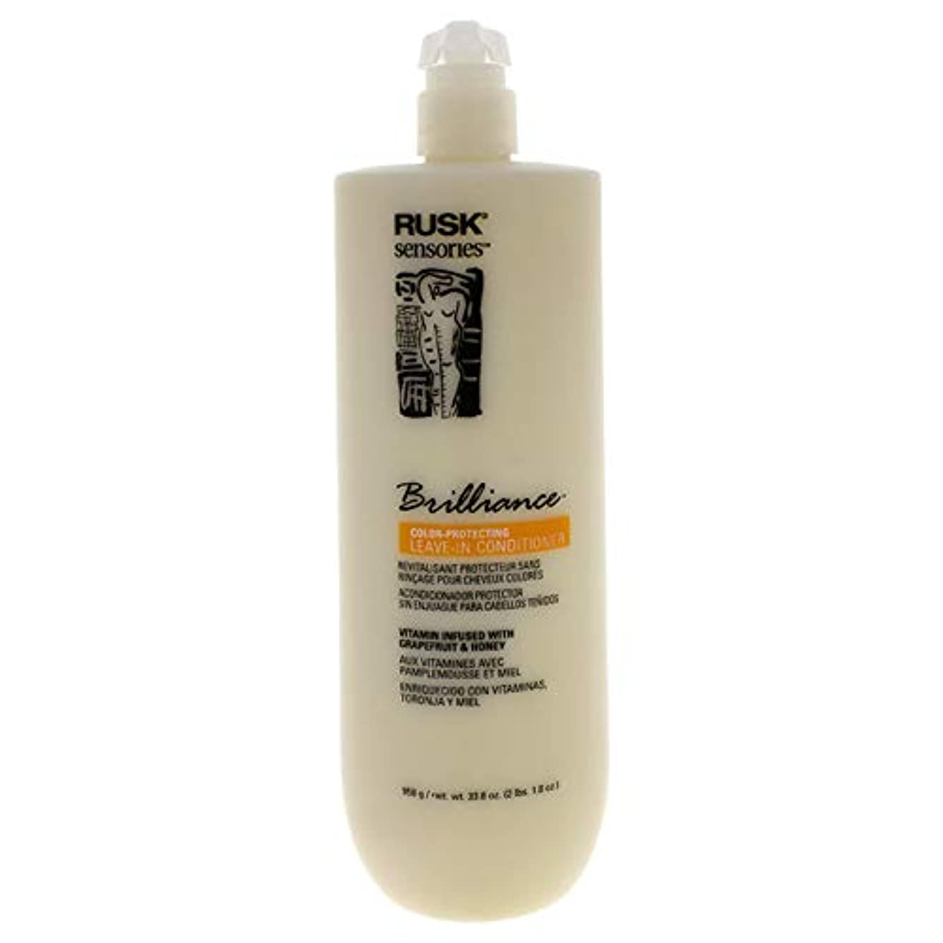 フレア補助不変Brilliance Leave-In Conditioner