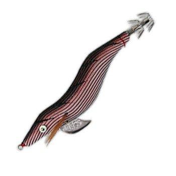 林釣漁具製作所エギエギ餌木猿スーパーシャロー3.5号蝦茶赤テープ