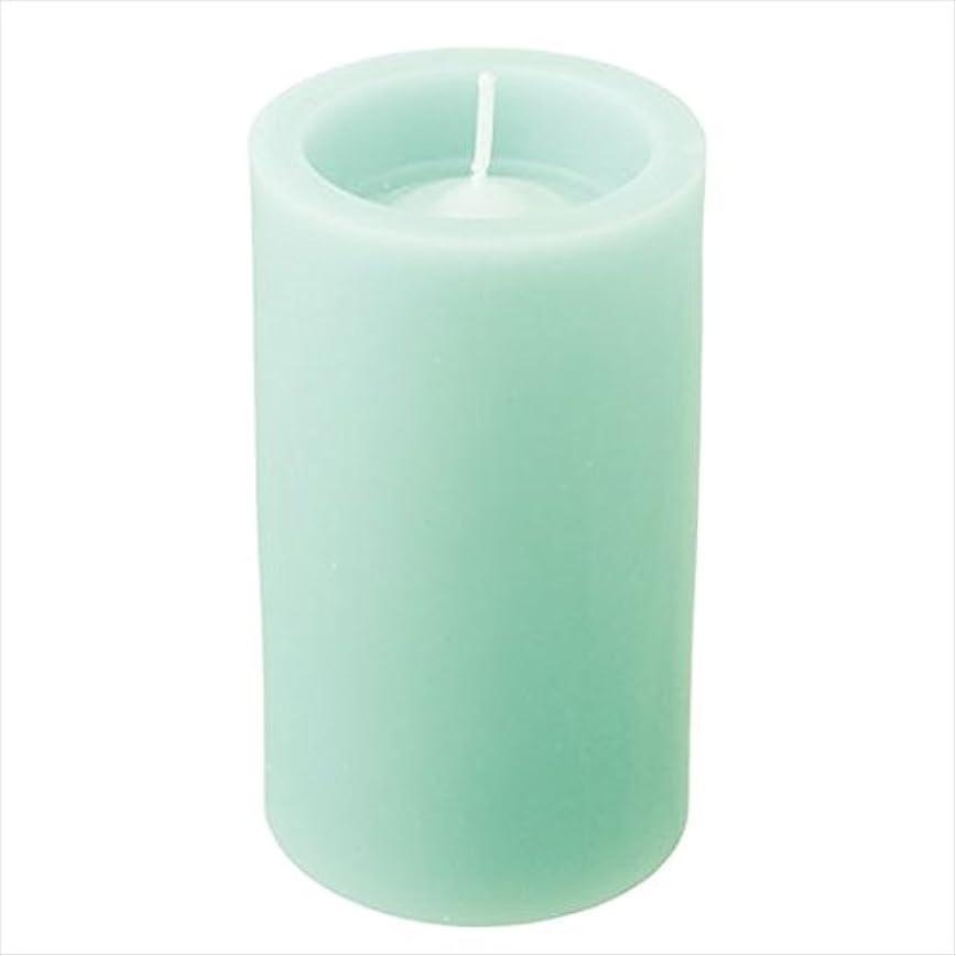 エイリアス反逆データベースカメヤマキャンドル( kameyama candle ) ロイヤルラウンド50 「 ライトグリーン 」