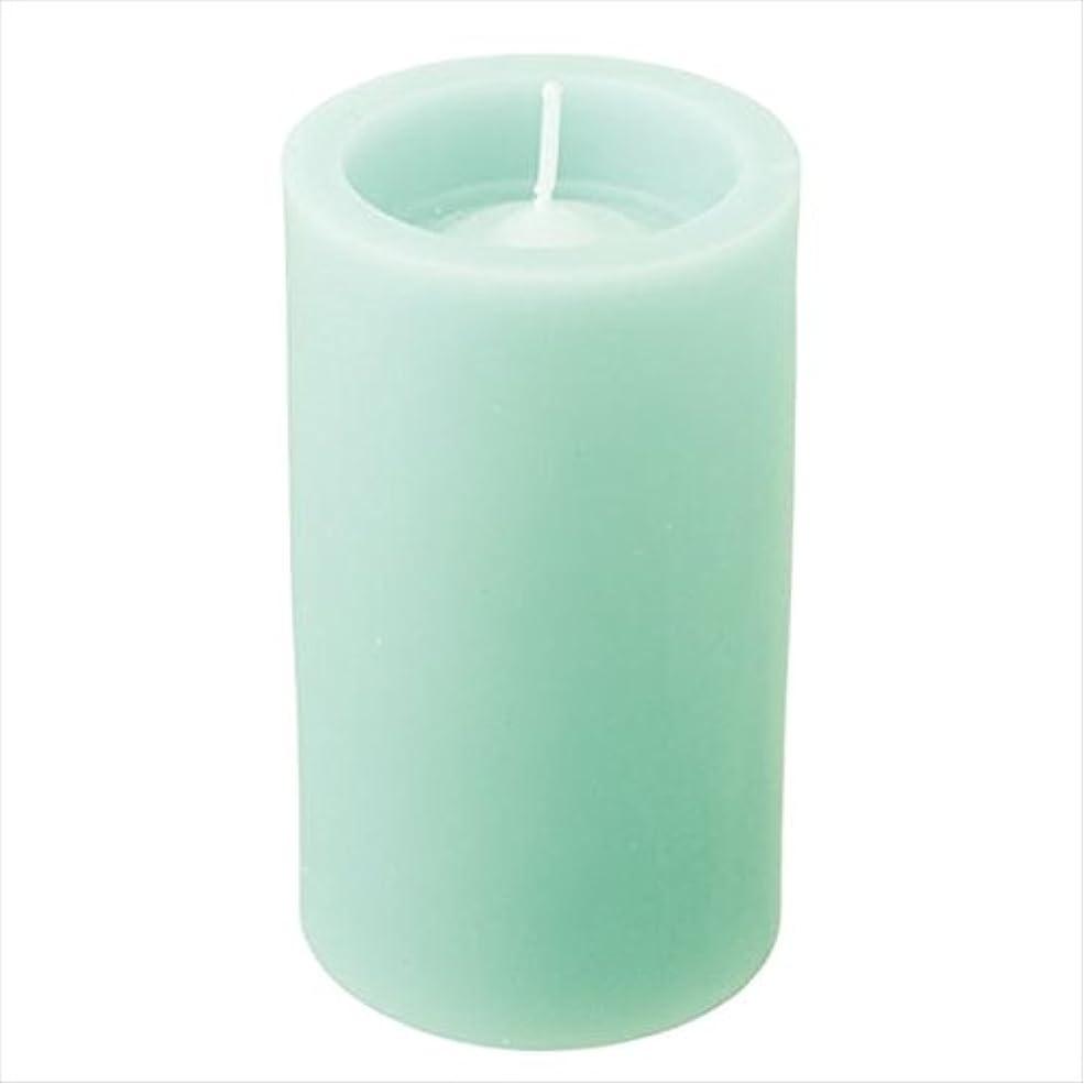 引退したクリケット虎カメヤマキャンドル( kameyama candle ) ロイヤルラウンド50 「 ライトグリーン 」