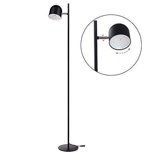フロアスタンド LED フロアライト 間接照明 仕事/読書ランプ 照明器具 ...