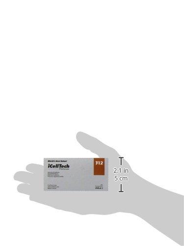 iCellTech iセルテック サイズ312 補聴器用バッテリー (60ヶ入り) (並行輸入)