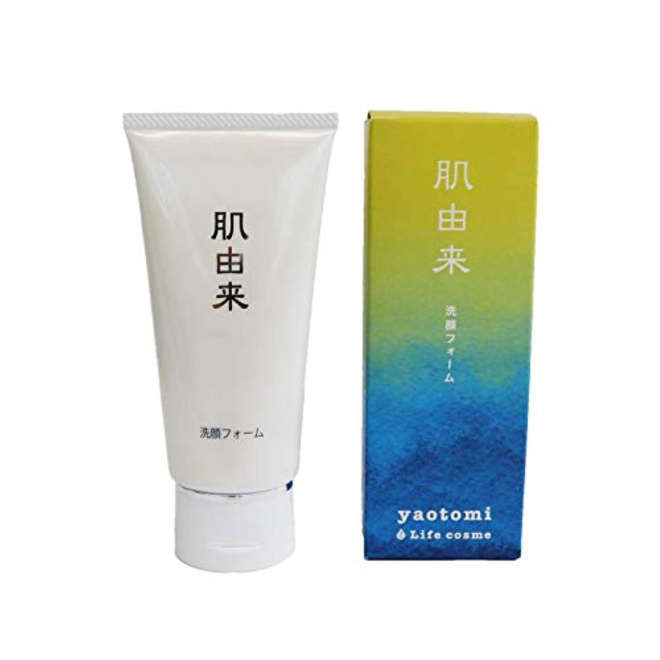 種をまくかどうかそよ風ヤオトミアットライフコスメ (yaotomi@Life cosme) 洗顔フォームN 80g