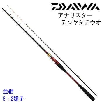 ダイワ(Daiwa) 船竿 ベイト アナリスター テンヤ タチウオ82-190 釣り竿
