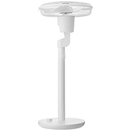 ±0 補助翼扇風機 DCファン [ ホワイト / XQS-Y620 ]