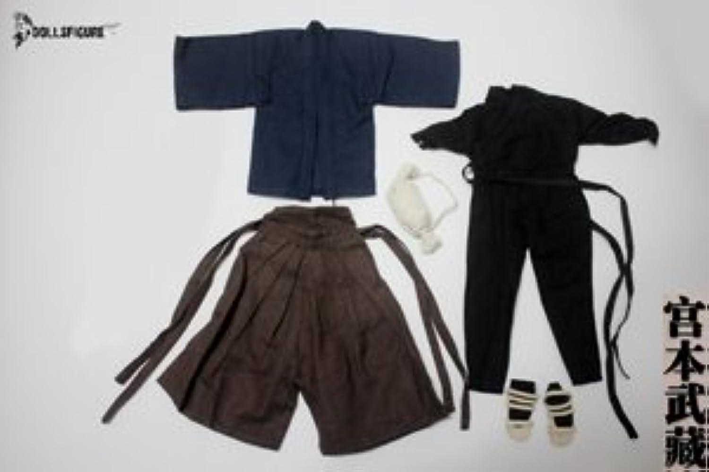 宮本武蔵 サムライ衣装セット Artcreator_BM FT151 1/6 Samurai Miyamoto Musashi Clothing Full Set