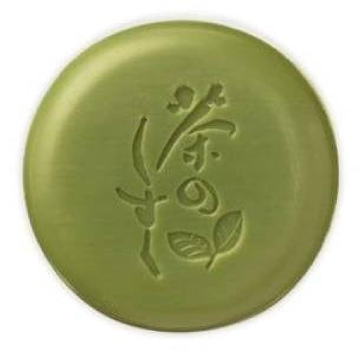 フライカイトピニオン折悠香のお茶せっけん 茶のしずく 60g