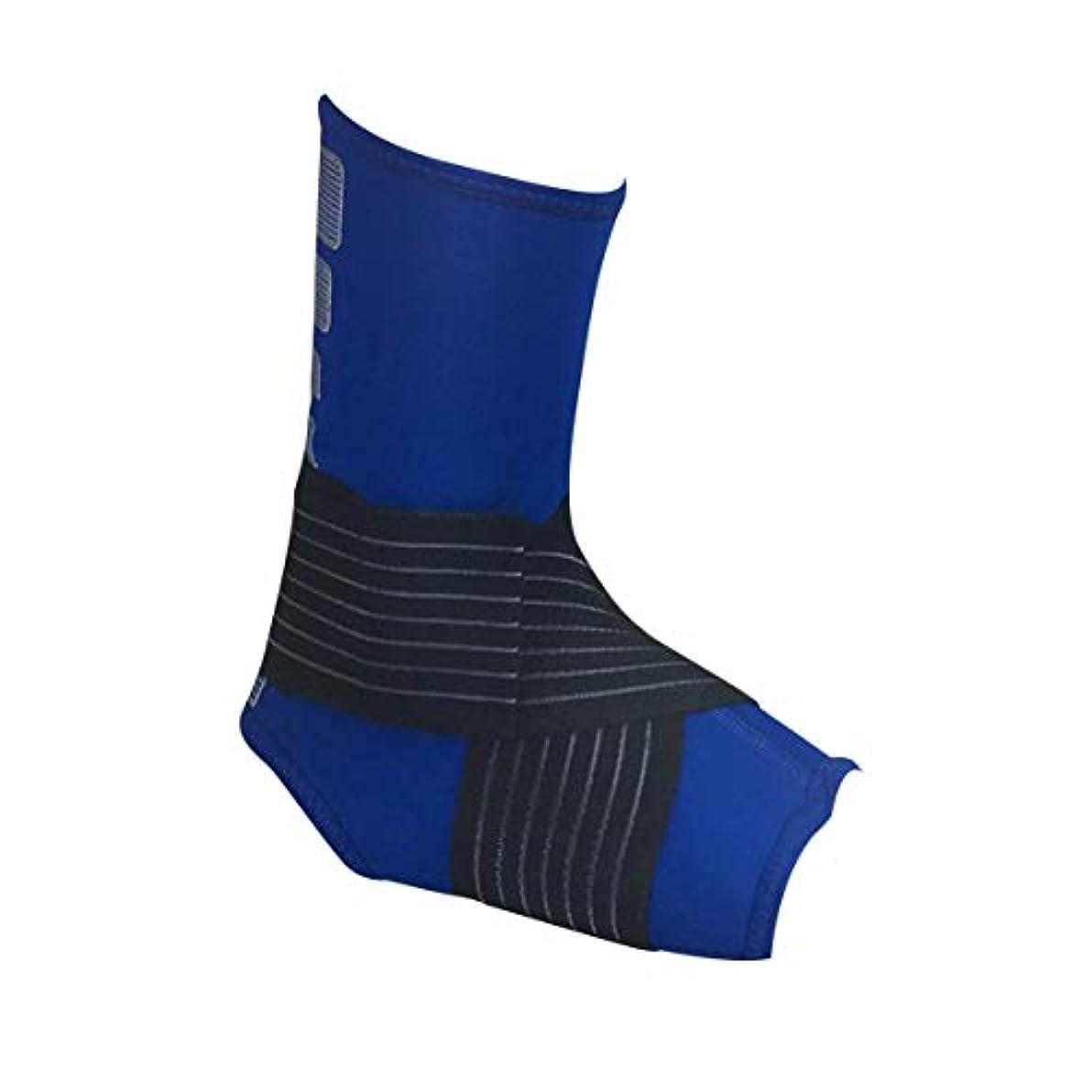 ダブル時レンダリング足首フットパッド包帯ブレースサポート保護足首ガードパッド快適な足首袖ランニングフィットネスサイクリング