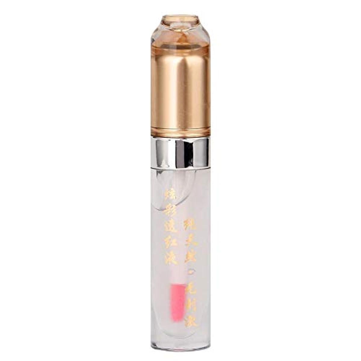 ログ修正するナイロン温度変化口紅、唇、乳首、乳輪およびその他の部品のためのピンクのゲル温度変色保湿口紅