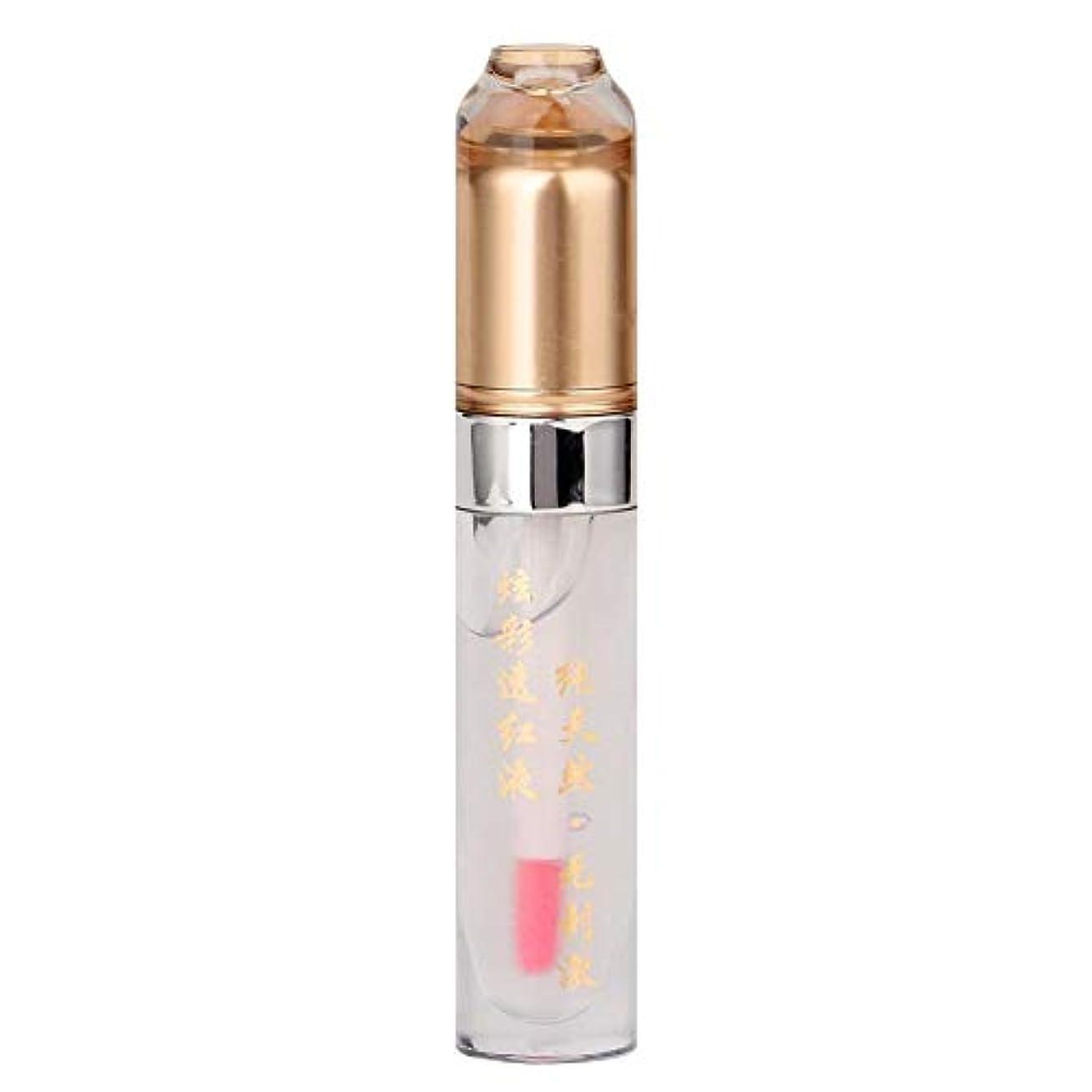 温度変化口紅、唇、乳首、乳輪およびその他の部品のためのピンクのゲル温度変色保湿口紅