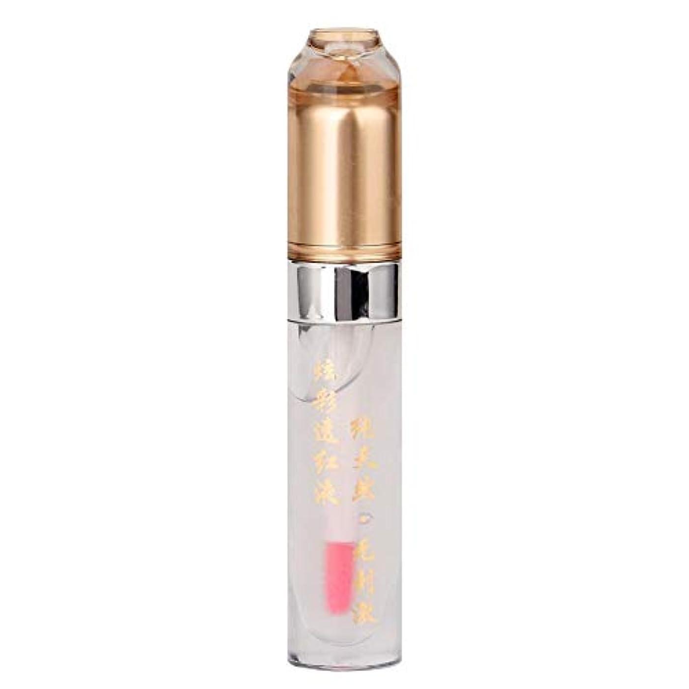 交換ムスタチオムスタチオ温度変化口紅、唇、乳首、乳輪およびその他の部品のためのピンクのゲル温度変色保湿口紅