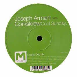 Joseph Armani Pres Corkskrew / Cool Sunday