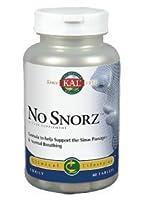 Kal No Snorz -- 60 Tablets by Kal [並行輸入品]
