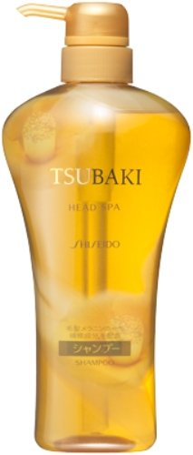 TSUBAKI ヘッドスパシャンプー 550ml