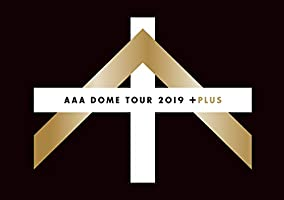 AAA DOME TOUR 2019 +PLUS(DVD3枚組+グッズ)(初回生産限定盤)