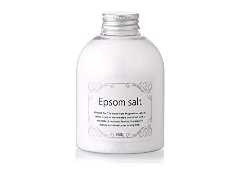 忌避剤繁栄する予感ジーピークリエイツ エプソムソルト (480g)