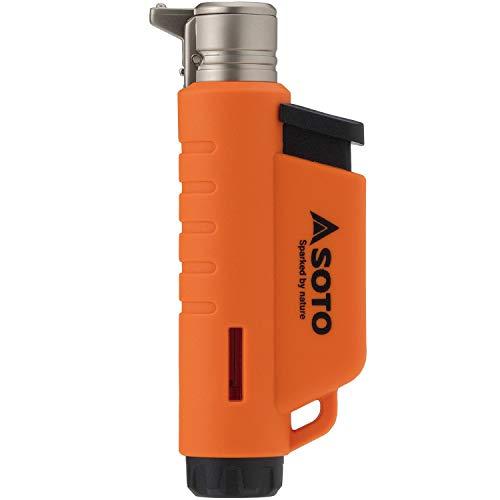 ソト(SOTO) マイクロトーチ COMPACT(コンパクト) オレンジ ST-485RG