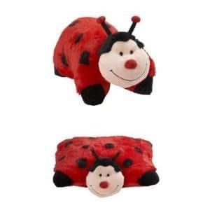 My Pillow Pets Miss Lady Bug - ピローペット 枕 テントウムシ