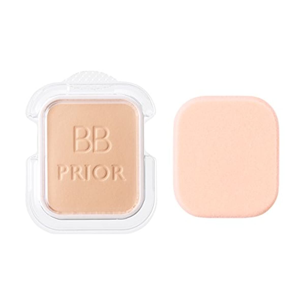 セメントタイピストかどうかプリオール 美つやBBパウダリー オークル2 (レフィル) 10g