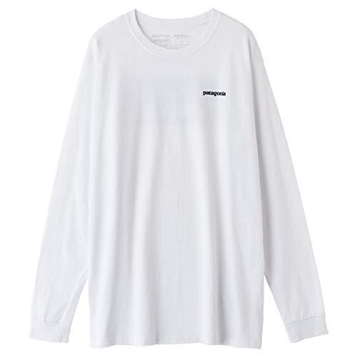 (パタゴニア) Patagonia Men's Long-Sleeved P-6 Logo Responsibili-Tee 長袖 Tシャツ ロングスリーブ P-6...