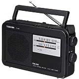 東芝 ワイドFM/AMラジオTOSHIBA TY-HR3-K