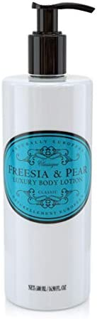 Naturally European Freesia and Pear Luxury Body Lotion