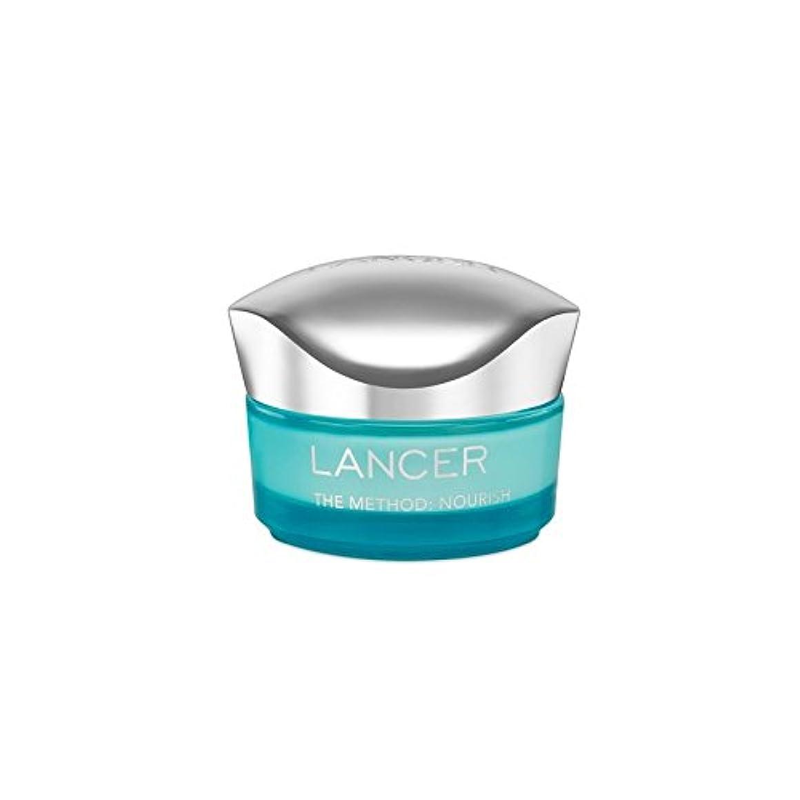 夜明けに高度登るLancer Skincare The Method: Nourish Moisturiser (50ml) (Pack of 6) - ランサーは、この方法をスキンケア:モイスチャライザー(50)に栄養を与えます x6 [並行輸入品]