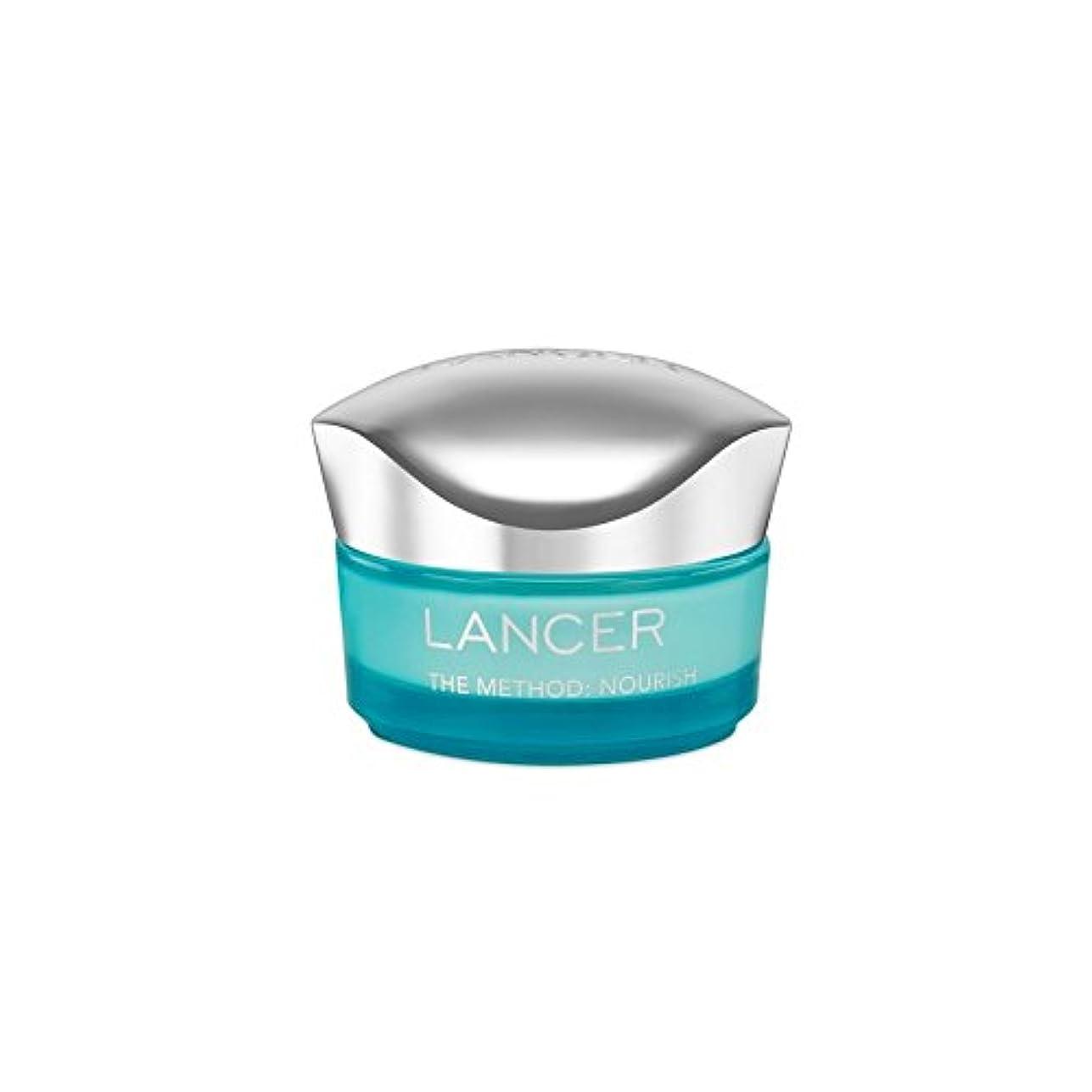 コークス優先権フレッシュLancer Skincare The Method: Nourish Moisturiser (50ml) - ランサーは、この方法をスキンケア:モイスチャライザー(50)に栄養を与えます [並行輸入品]