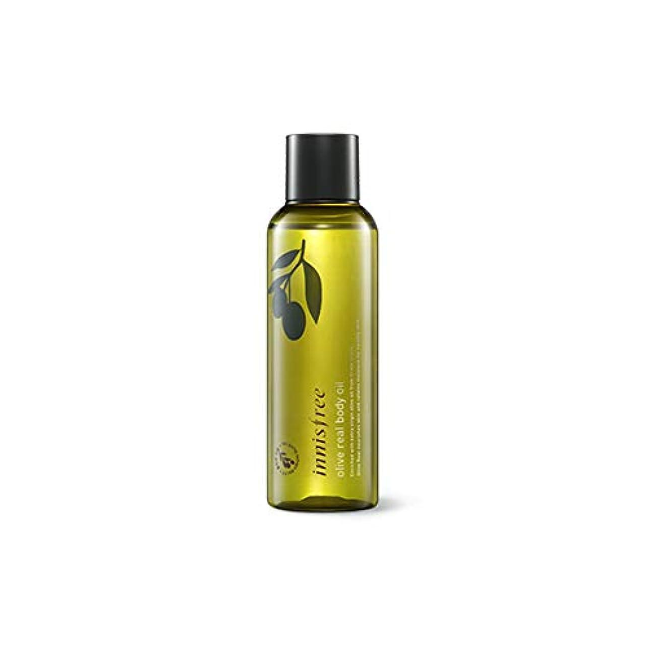 嵐が丘高音希少性イニスフリー Innisfree オリーブリアルボディーオイル(150ml) Innisfree Olive Real Body Oil(150ml) [海外直送品]