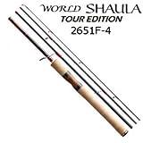 ワールド シャウラ ツアーエディション 2651F-4