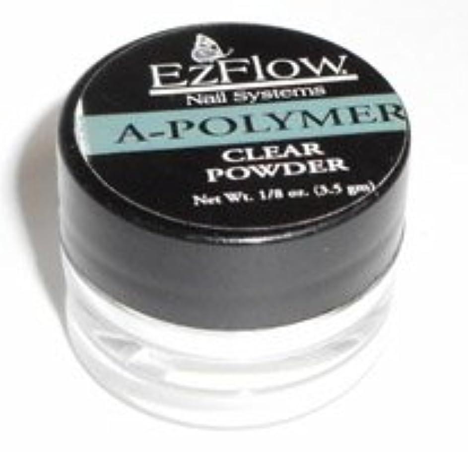 多年生バスルーム影響を受けやすいですEzFlow(イージーフロー) Aポリマー クリア 3.5g