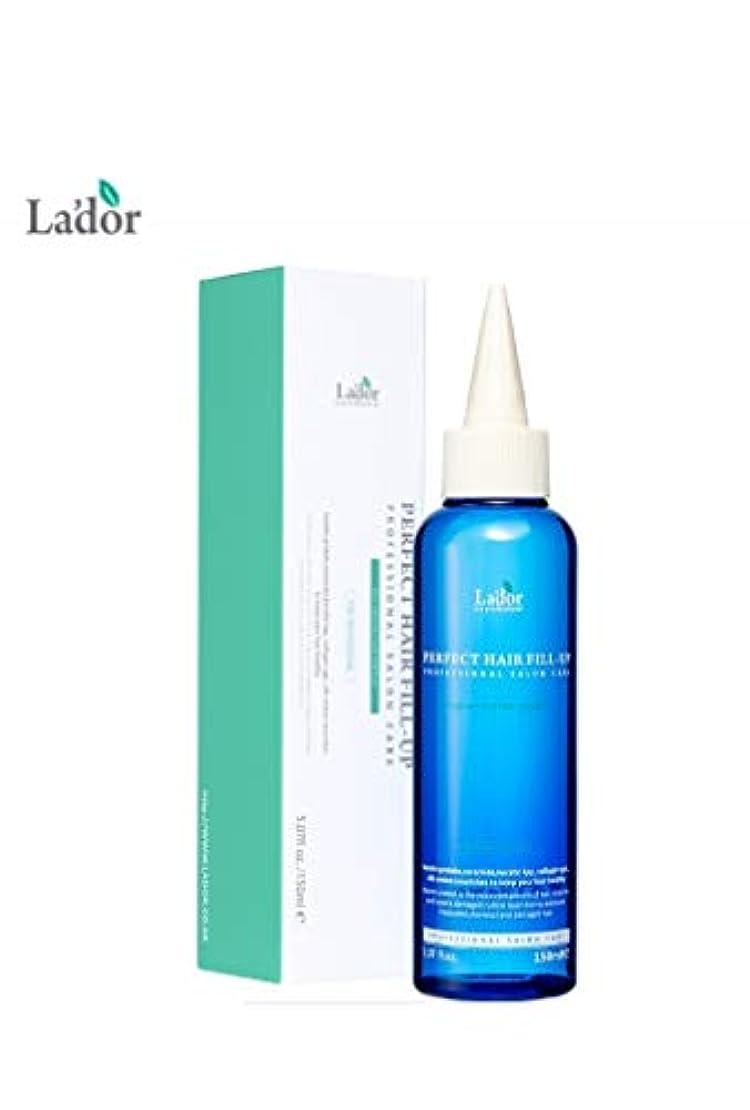 ダッシュバルセロナ以上La'dor☆Perfect Hair Fill-up(Fair Ampoule)150ml アドール ヘア フィルアップ ヘアアンプル150ml [並行輸入品]