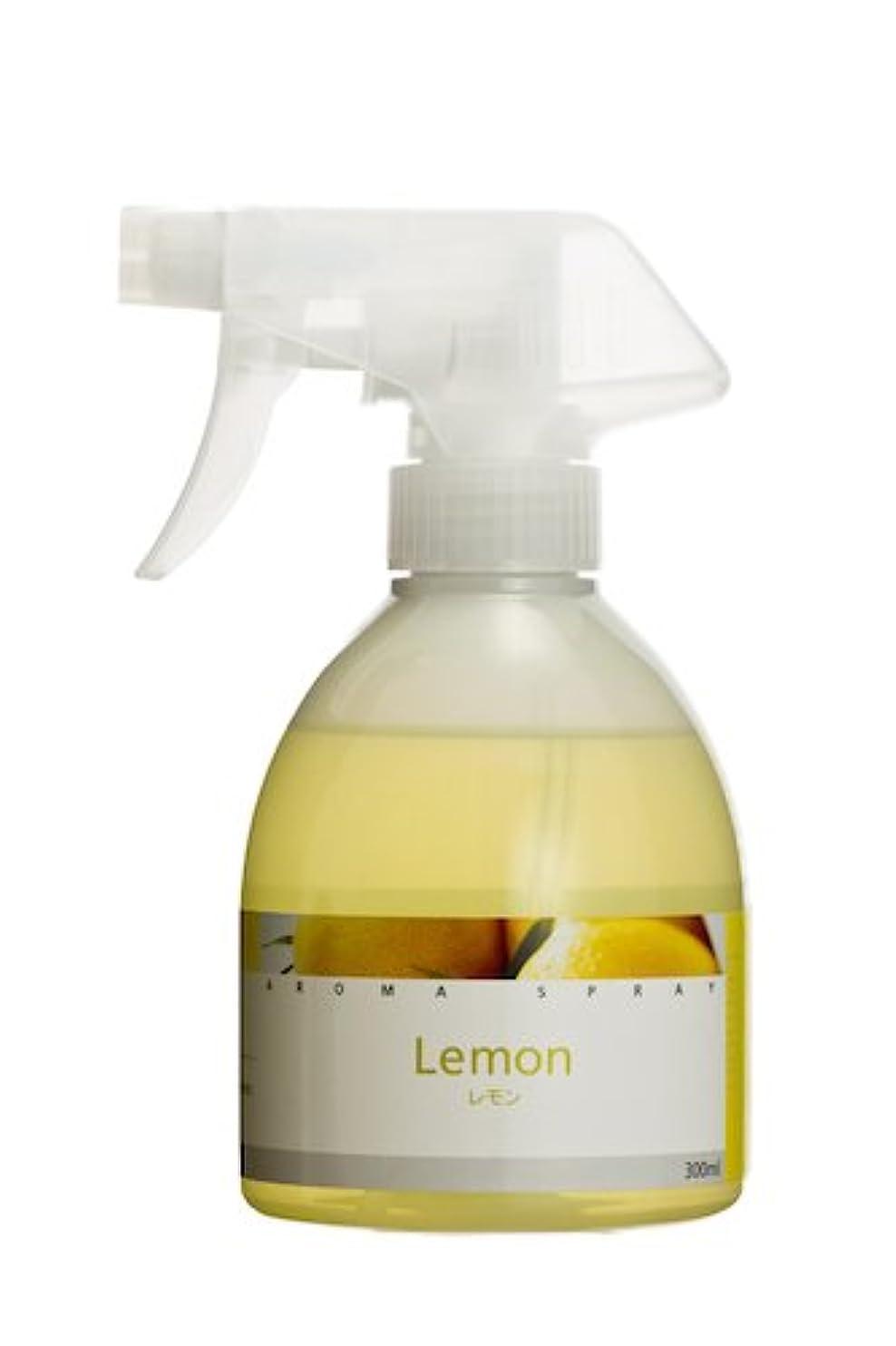 く盟主花に水をやるAROMASTAR(アロマスター) アロマスプレー レモン 300ml