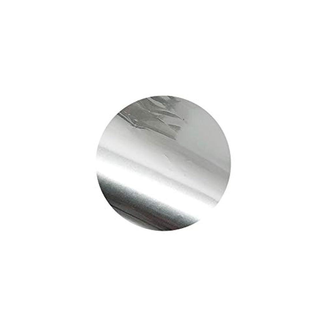 厄介な比喩スクワイアirogel イロジェルネイルアート ネイルホイル -メタリックカラー-【マットシルバー】