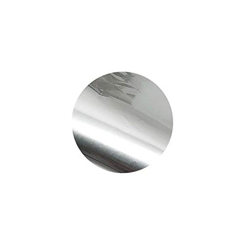 パーチナシティ鳴り響くしなければならないirogel イロジェルネイルアート ネイルホイル -メタリックカラー-【マットシルバー】