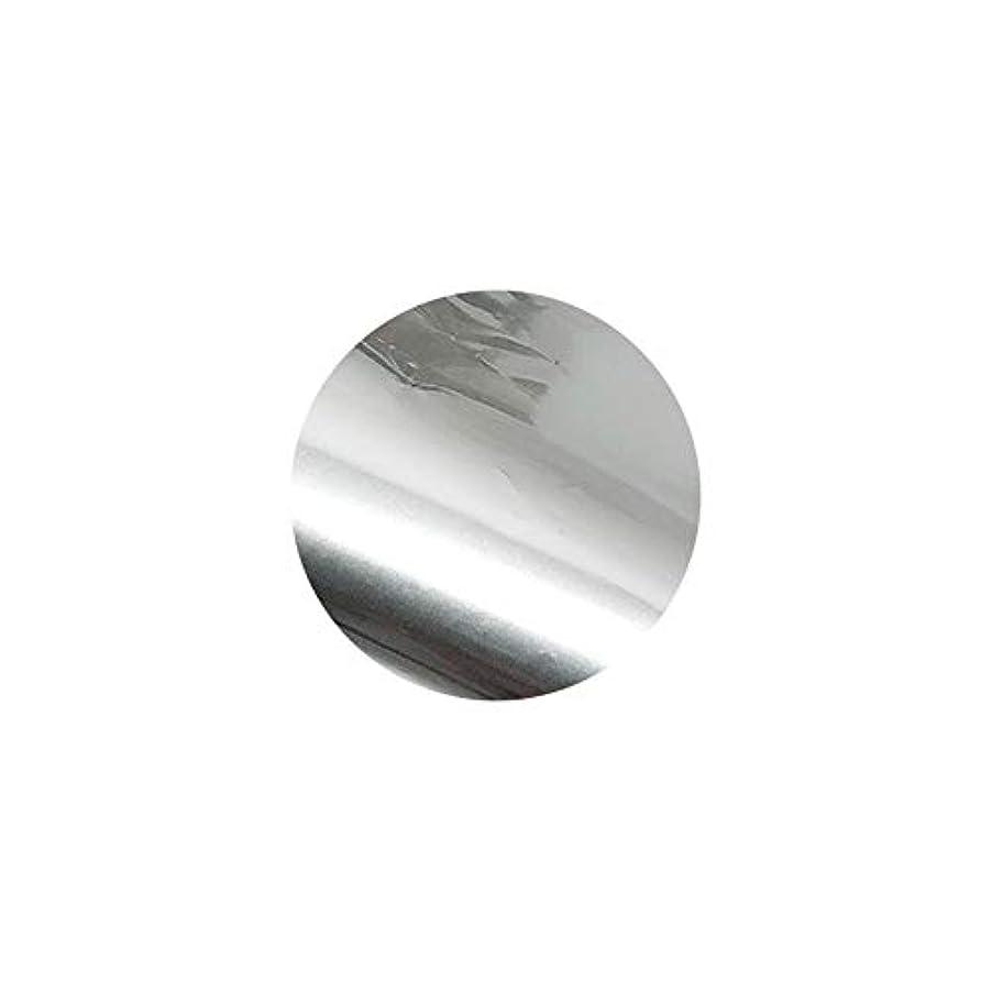 誘う測る手足irogel イロジェルネイルアート ネイルホイル -メタリックカラー-【マットシルバー】