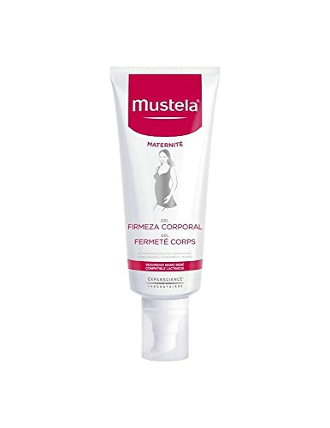 高い相互試用Mustela Maternity Body Firming Gel 200ml [並行輸入品]