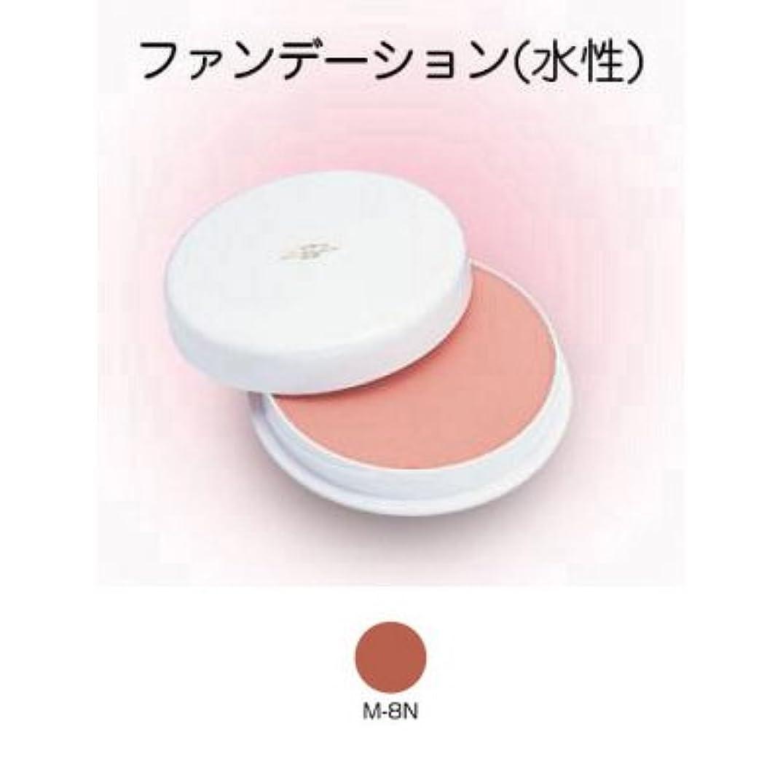クリップ蝶円形の土フェースケーキ 60g M-8N 【三善】