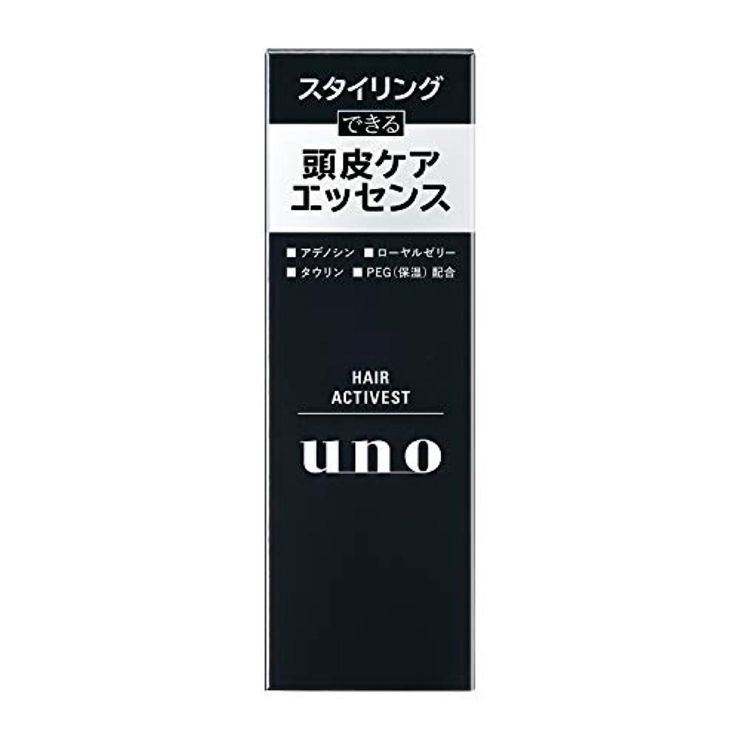 シェフキネマティクス筋肉のUNO(ウーノ) ウーノ ヘアアクティベスト 100ml ヘアオイル