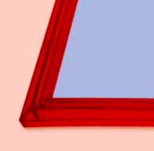 [해외]퍼즐 프레임 크리스탈 패널 레드 (26x38cm)/Puzzle frame Crystal panel red (26 x 38 cm)