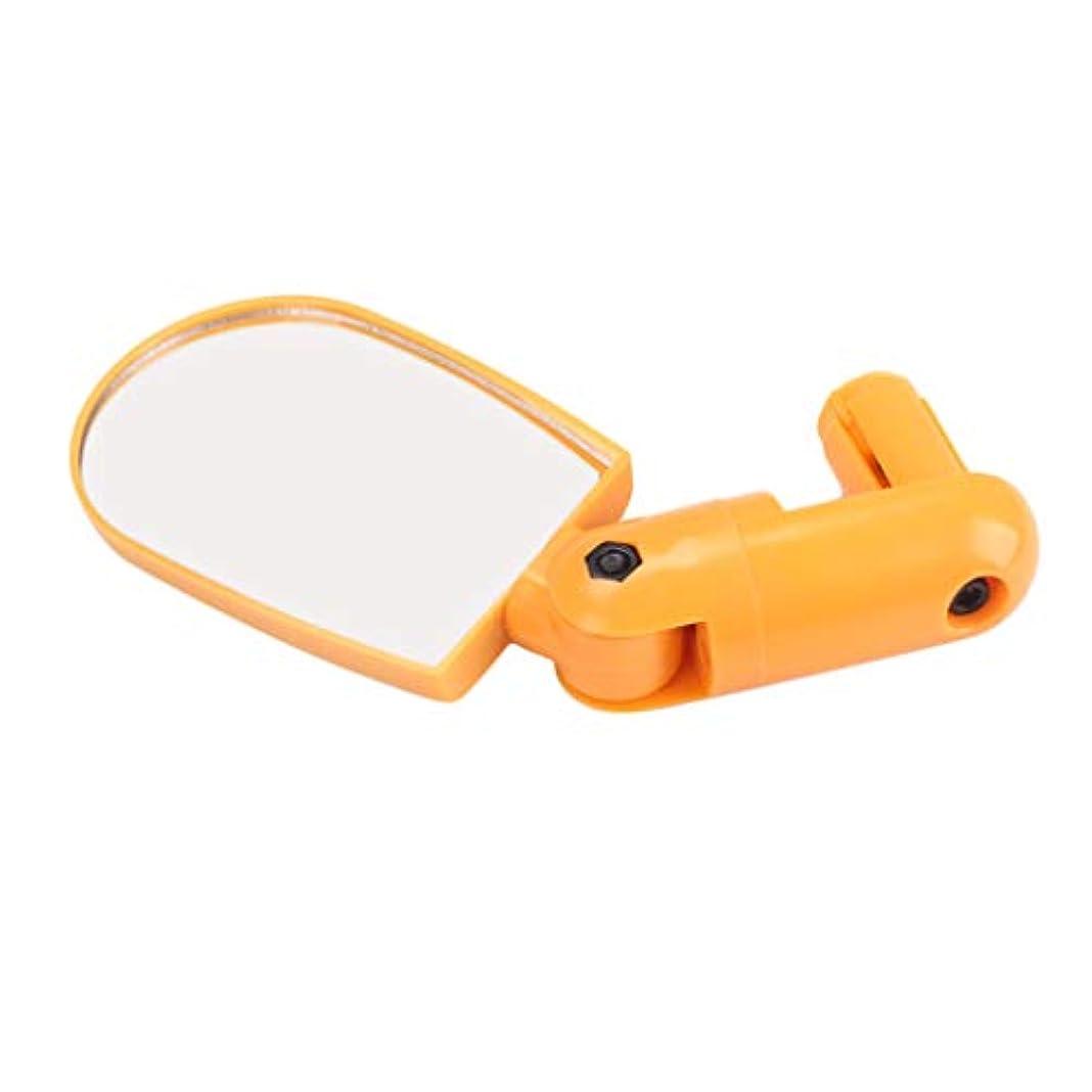 大使取るに足らない文明化するFLAMEER 高精細 サイクリング用 柔軟 ハンドルバー バックミラー 全3色