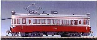 TOMIX HOゲージ HO-602 名鉄モ510形 (標準色)