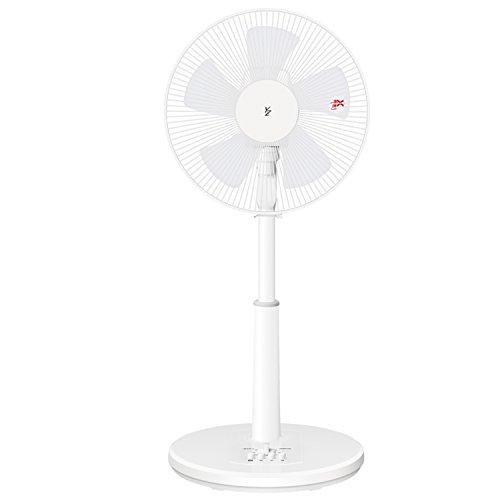 山善 30cmリビング扇風機 (押しボタンスイッチ)(風量3段階) タイマー付 ホワイト YLT-AG301(W)