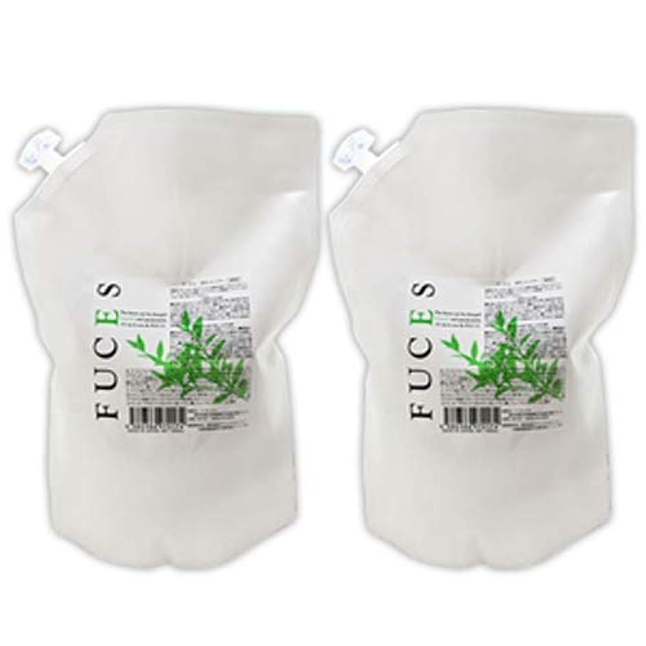 日付付き乳剤小麦フーチェ AR シャンプー 1500mL 詰め替え × 2個セット