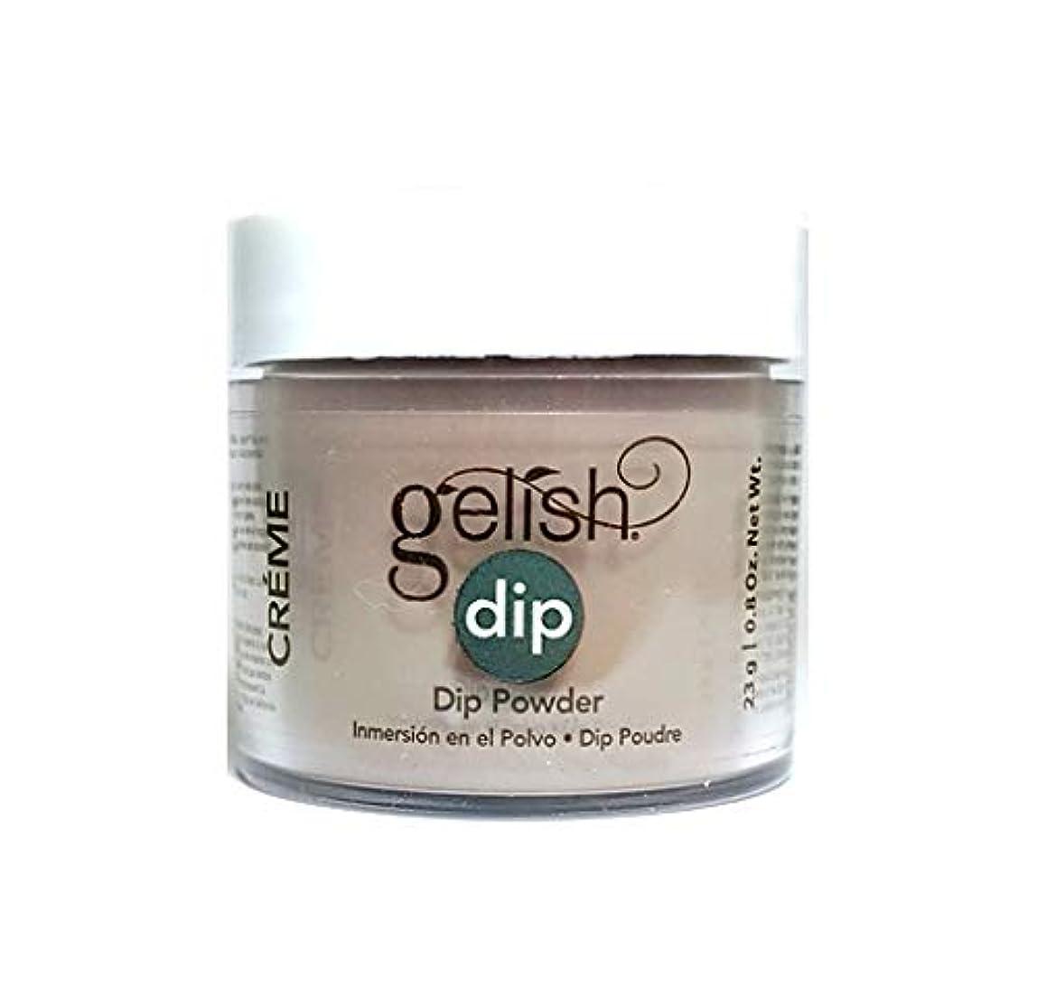 同級生アテンダント翻訳Harmony Gelish - Dip Powder - Want To Cuddle? - 23g / 0.8oz